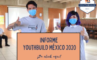 Informe Anual 2020 – YouthBuild México